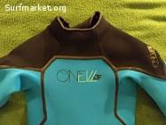Neopreno 5/4 Niño Oneill Talla 12
