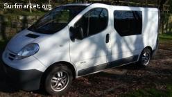 Nissan Primastar dci 115cv vivienda