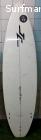 "NX1 Tuflite John Carper 6'2"""