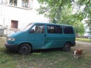 Volkswagen Transporter Kombi 1.9TDI Camper