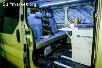 Opel Vivaro 1.9 homologada vivienda
