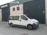 Opel Vivaro 9 plazas Camper