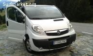 Opel Vivaro Camper 2007