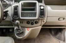 Furgoneta Opel Vivaro 2011