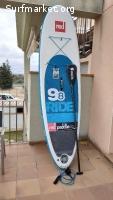 paddel surf hinchable +remo carbono