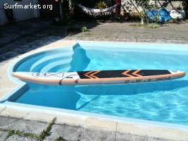 Paddle board SPS PRONE hinchable