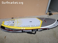 Paddle surf Gong 8'1 x 115L