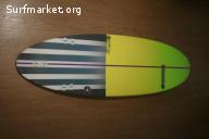 Prancha de Surf Epoxy 6'2''