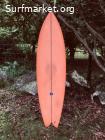 Quad Christenson Nautilus 6'10