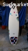 VENDIDA YA...!!!!! FIREWIRE CHUBBY CHEDDA 5'10'' IMPECABLE
