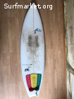 Rusty Barking Spider 6'0 x 30.6L