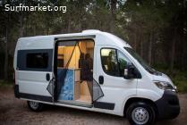 Se vende furgoneta camperizada