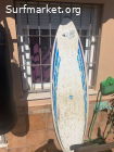 Se vende Tabla de surf Bic 6'3''