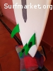 Se vende tabla surf 5.8 epoxy StinkyTofu