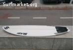 Tabla de surf Slash Hammer 6'3