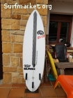 Tabla Surf Slash Power Full 6'1''