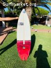 Soul surfboards 5'10 x 25L
