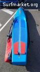 Starboard All Star 14x24.5 2019 Hybrid Carbon