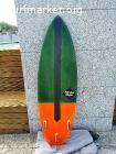 """Tabla surf Stinky Tofu 5'7"""""""