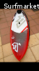 "Sup Fanatic Prowave 8.5 x 28.75"" LTD"