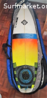 Tabla Backdoor 5'8 x  26,5 L