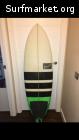 Tabla de surf Pierce 5'6'' x 29.2L