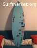 Tabla de surf Eukaliptus 6,2