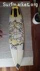 Tabla de surf Styling 6'6''