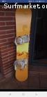 tabla chica snowboard