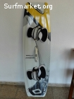 TABLA DE KITE SURF de carbono CORE FUSION