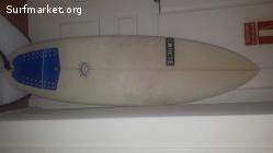 "Tabla de surf 5,7""x19,75""x35 Litros"