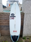 "VENDIDA! Tabla de surf Slash 5'8"" - 30.5L"