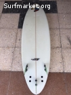 Tabla de surf 251 Surfboards 6'0''