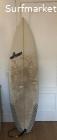 Tabla de surf 6.0 x 31.5L