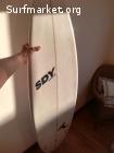 Tabla de surf 6,2 SDy