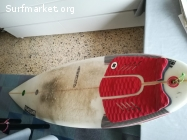 Tabla de surf Watsay 6'2''