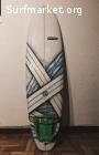 Tabla de surf Norrys 6'6
