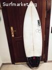Tabla de surf Al Merrick 5'7