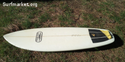 Tabla de Surf Al Merrick Mini 5'6'' x 29.6L