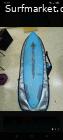 Tabla de surf Praia Classic 6'6''