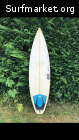 Tabla de surf Cristopher Hunt 6'0