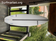Tabla de surf Ducks Dowel 5'10 x 27.6L