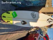 Tabla de Surf Grom 5'5'' x 22L