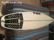 Tabla de surf JS MONSTA 6 6'0'' x 29.2L