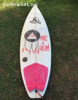 Tabla de surf Katú 5'4 (Soul surfboards)