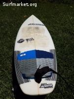Tabla de surf Matt Adams P13 5'10''