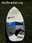 Tabla de surf Matt Adams P13 5'10''