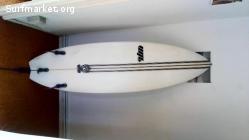 Tabla de Surf Perfecto estado 5'10