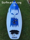 Tabla de surf Placebo 6'0 Epoxy