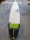 Tabla de surf Pyzel 5,10 x 24,7 L